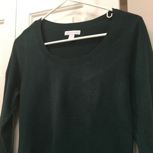 New York and Company 3/4 Sleeve Sweater - Size M